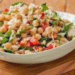 8 Receitas de Salada de Grão de Bico com Atum Light