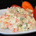 9 Receitas de Salada de Legumes com Maionese Light