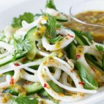 10 Receitas de Salada de Lula Light