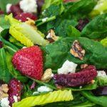 10 Receitas de Salada de Verduras com Frutas Light
