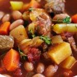 10 Receitas de Sopa de Carne Light