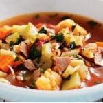 Calorias da Sopa de Legumes - Tipos, Porções e Dicas