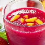 10 Receitas de Suco de Abacaxi com Morango
