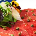 5 Receitas de Carpaccio de Carne Light
