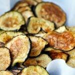 10 Receitas de Chips de Legumes Assados