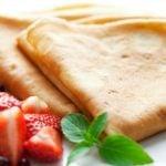 8 Receitas de Crepe Diet