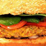 10 Receitas de Hambúrguer de Vegetais Light