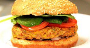 Hambúrguer de vegetais
