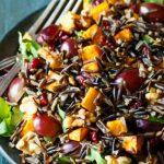 10 Receitas de Salada de Arroz Selvagem