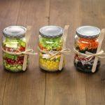 10 Receitas de Salada no Pote Light