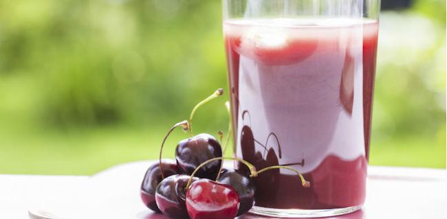 Suco de cereja