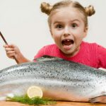 Crianças que Comem Peixe Dormem Melhor e Possuem QI's Mais Altos