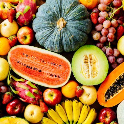 frutas variadas