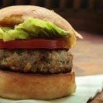 8 Receitas de Hambúrguer de Porco Light