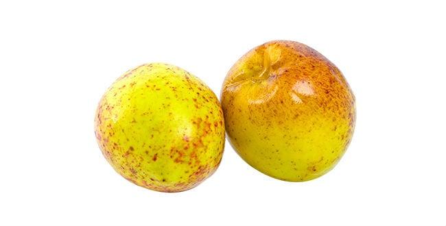 frutas que sao abortivas