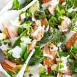 14 Receitas de Molho para Salada de Folhas Light