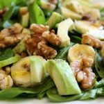 7 Receitas de Salada de Banana Light