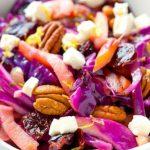 8 Receitas de Salada Doce de Repolho Light