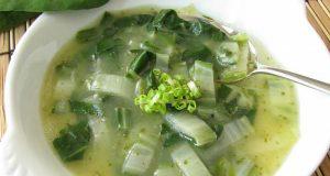 Sopa de jiló