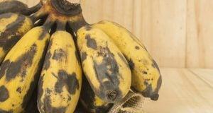 Bananas amadurecidas