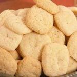 6 Receitas de Biscoito de Nata Assado Light