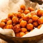 6 Receitas de Chips de Grão-de-Bico Light