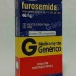 Furosemida - Para Que Serve, Efeitos Colaterais, Indicação e Como Tomar