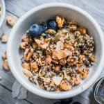 7 Receitas de Granola Low Carb
