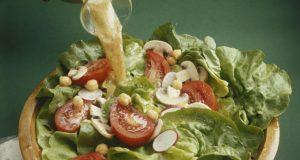 Molho para salada low carb