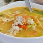 10 Receitas de Sopa de Galinha com Legumes Light