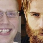 Corretor de Seguros Perde 45 Kg, Deixa a Barba Crescer e Vira Modelo