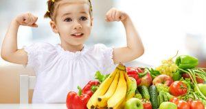 Criança saudável