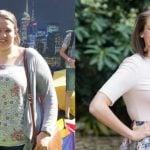 5 Mudanças de Hábito que a Fizeram Perder Incríveis 54,5 Kg