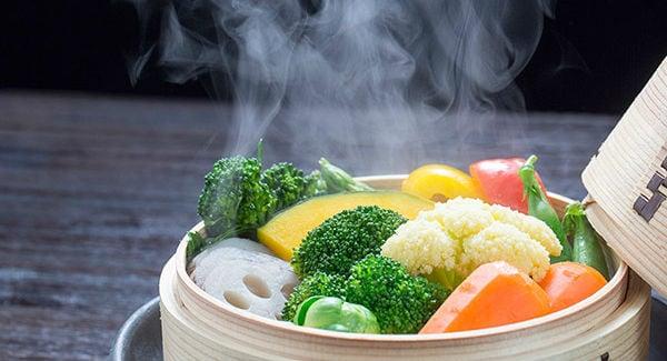 Resultado de imagem para cozinhar a vapor