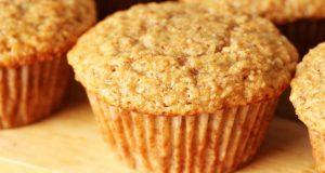 Muffin de banana low carb