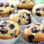 10 Receitas de Muffins Veganos Light
