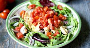 Salada low carb