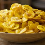 6 Receitas de Chips de Banana Fit