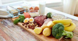 Alimentos densos em nutrientes