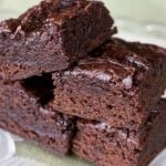 10 Receitas de Brownie Vegano Light