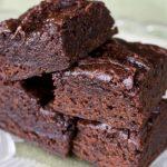 10 Receitas de Brownie Vegano Light