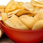 6 Receitas de Chips de Mandioca Light