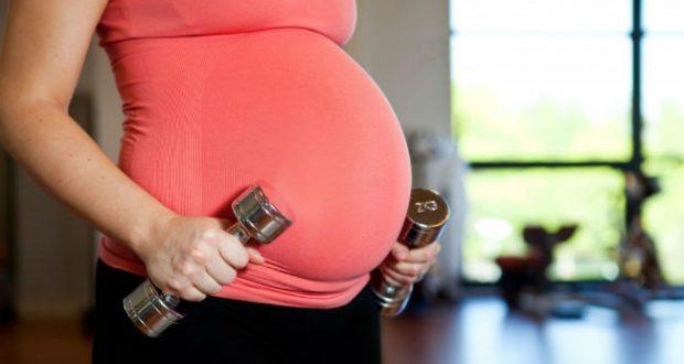 Musculação grávida
