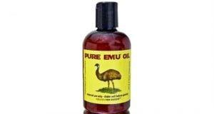 Óleo de emu