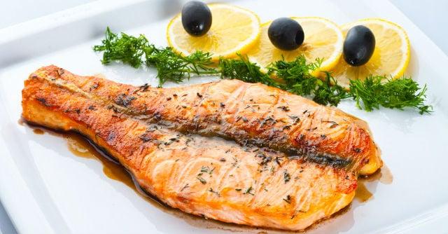 alimentos com ômega 3- peixe