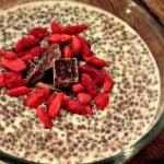 10 Receitas de Pudim de Chia Vegano
