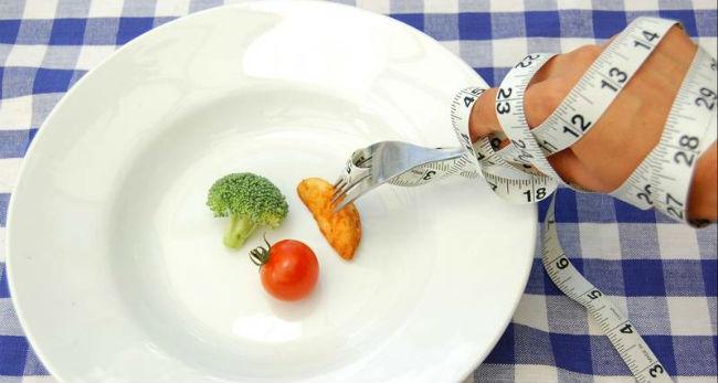 Restrição de calorias