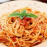 Comer Massa Pode Ajudar a Perda de Peso, Diz Novo Estudo