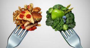 Confronto de dietas