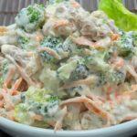 6 Receitas de Salada de Maionese Low Carb
